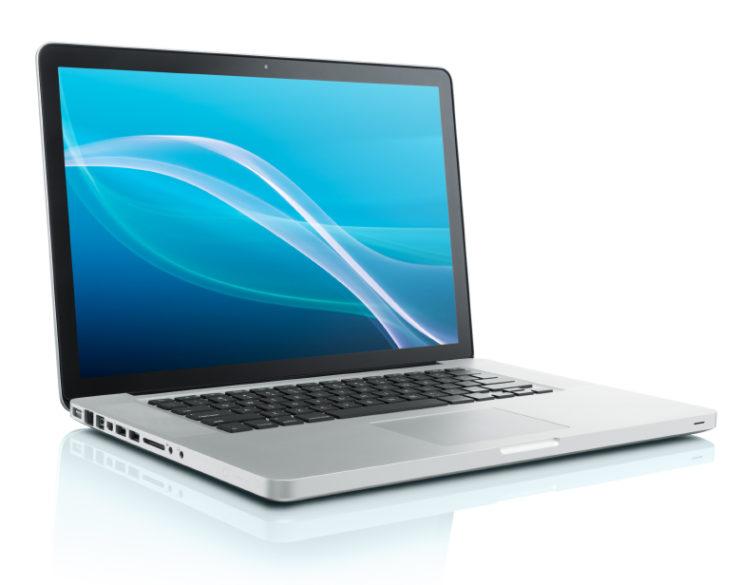 очистить ноутбук