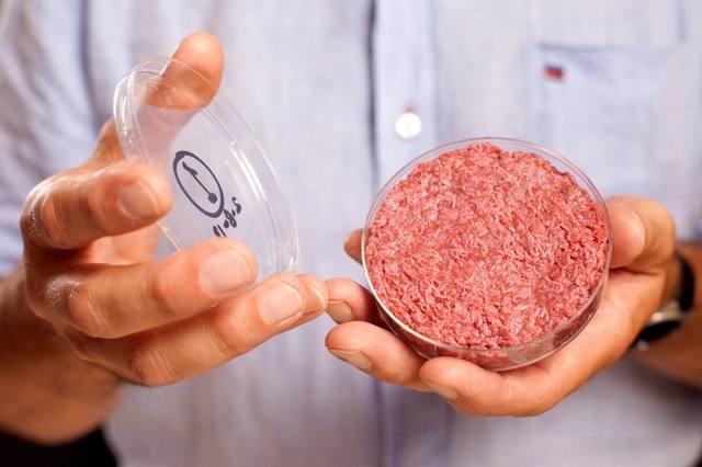 -мясо Еда будущего, отведать которую, можно уже сегодня.