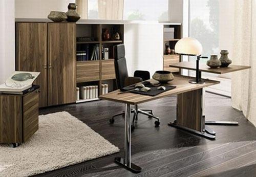 1811-10 Красивые компьютерные столы и рабочие места