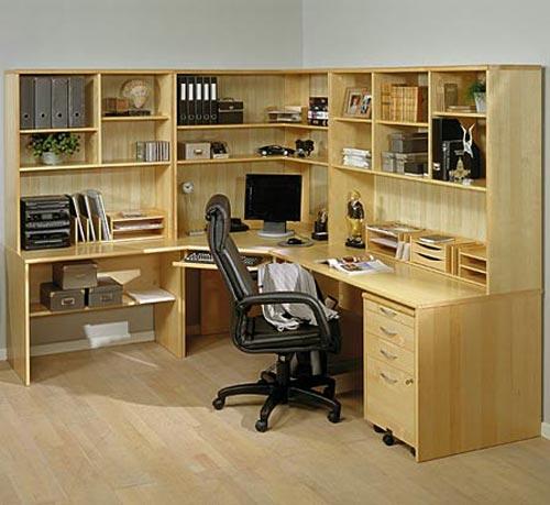 1811-12 Красивые компьютерные столы и рабочие места