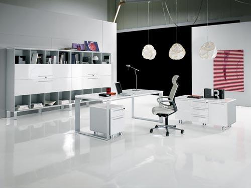 1811-25 Красивые компьютерные столы и рабочие места