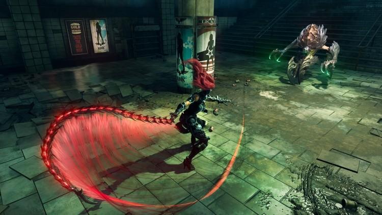 Darksidders3 Darksidders 3. В интернет появилась информация об игре.
