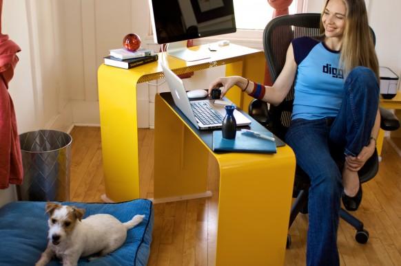 komp_desk1 Красивые компьютерные столы и рабочие места