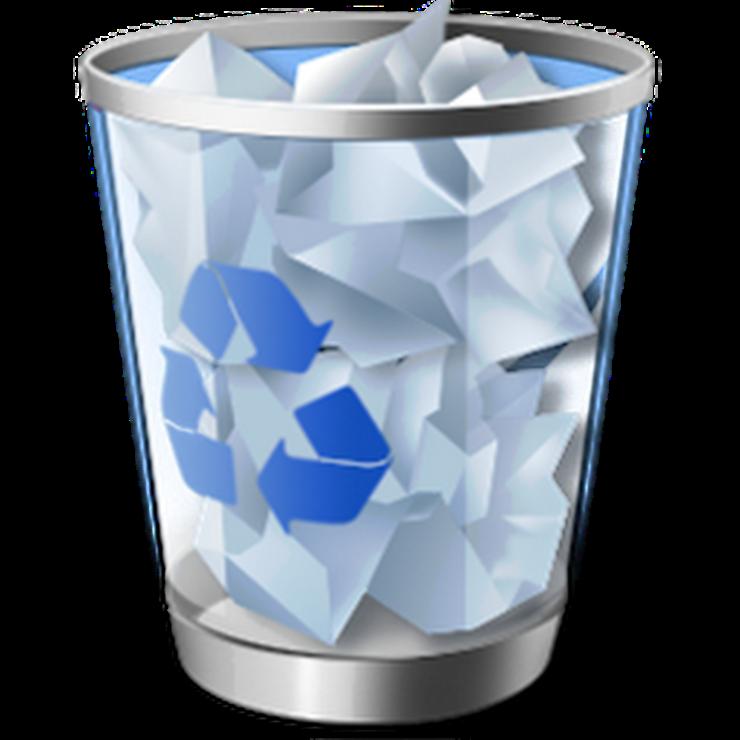 удаление файла или папки