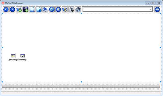 -браузер-Картинка1 Браузер на Delphi (Компонент WebBrowser)