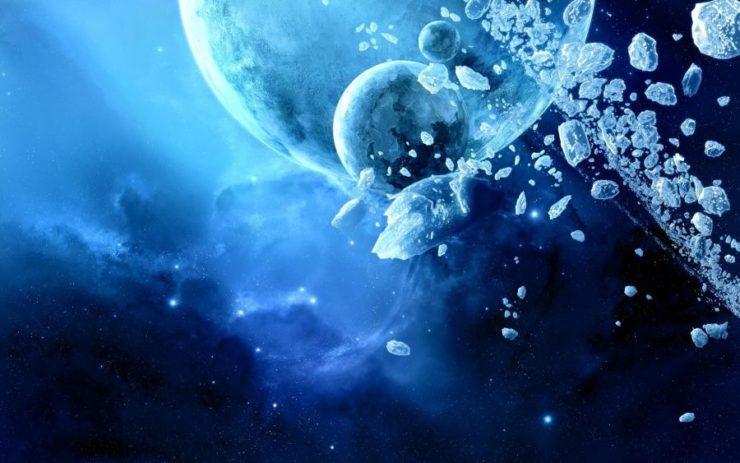 Холодный космос