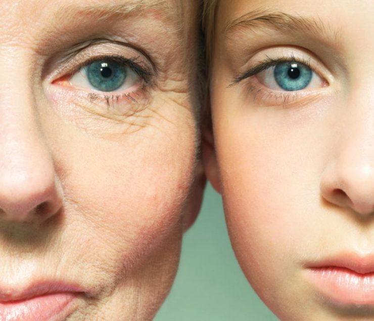 Замедление старения