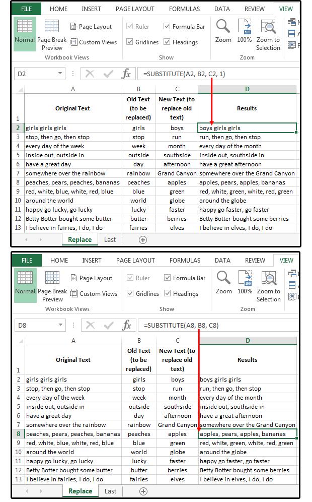 01 Способы использования текстовых функций для управления данными. Функции Excel.