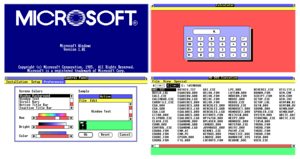 -Windows-2 Самая древняя Windows