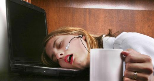 Как преодолеть сон на работе