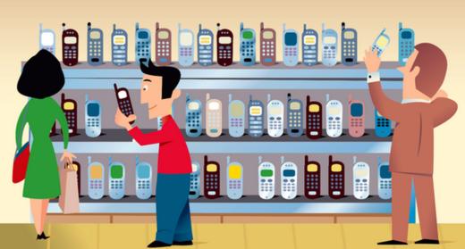 Ошибки, которые мы совершаем при покупке нового телефона