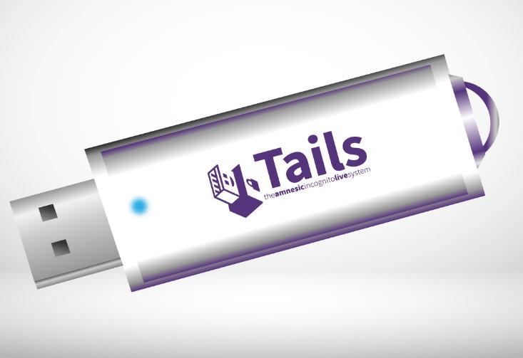 Tails-flash-1 Tails - Операционная система для анонимного нахождения в интернет