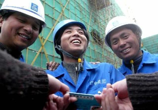 Работа и зарплата в Китае.