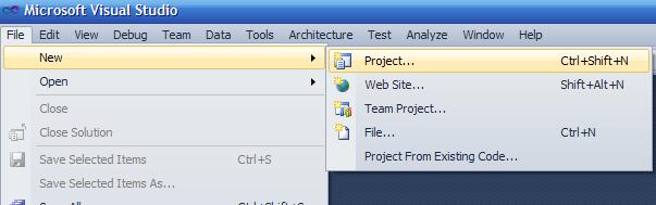 1_653874556785675464503.02 Как создать внешнюю компоненту для 1С:Предприятия (на MS Visual Studio 2010)