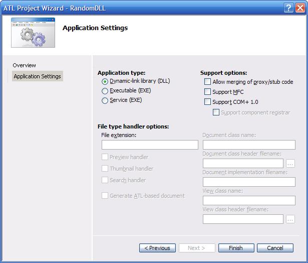 4_653874556785675464503.02 Как создать внешнюю компоненту для 1С:Предприятия (на MS Visual Studio 2010)