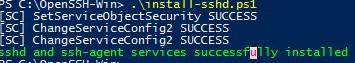 3-install-sshd-powershell-script-in-openssh Установка SFTP (SSH FTP) сервера в Windows с помощью OpenSSH