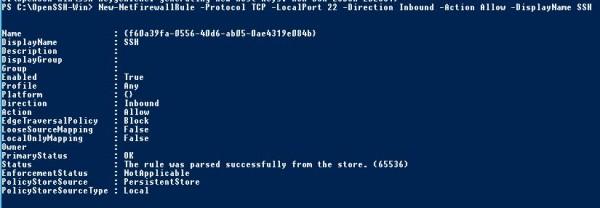 5-new-netfirewallrule-port-22-600x208-1 Установка SFTP (SSH FTP) сервера в Windows с помощью OpenSSH