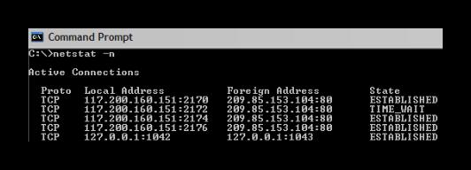 0300029 Сбор информации о сети:  Telnet, NslookUp, Ping, Tracert, Netstat.