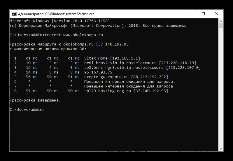 0600032 Сбор информации о сети:  Telnet, NslookUp, Ping, Tracert, Netstat.
