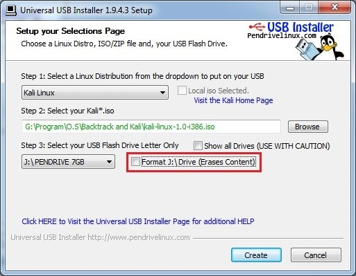 bootable-usb1 Как создать загрузочный USB для Linux на Windows?