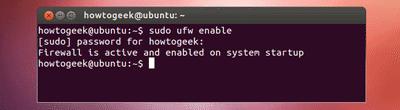 ubuntu-1 Как настроить брандмауэр в Ubuntu?